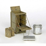 U.S. Field Stove M1937 - Plus Model 1/35