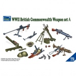 WWII British Commenwealth Weapon Set A - Riich Models 1/35