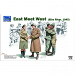 East Meet West (Elbe River 1945) - Riich Models 1/35