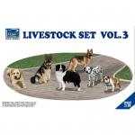 Livestock Set Vol.3 - Riich Models 1/35