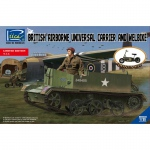 British Airborne Universal Carrier and Welbike - Riich...