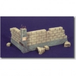 Israelian Wall Corner - Royal Model 1/35