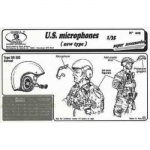 US Microphones (new Typ) - Royal Model 1/35