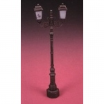 Double Antique Street Lamp - Royal Model 1/35