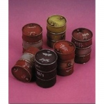 Fuel Barrels - Royal Model 1/35