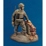 Italian Paratrooper WWII - Royal Model 1/32