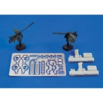 Cal .30 Machine Gun (2 pcs) - Royal Model 1/35