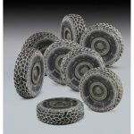Centauro weighted wheels - Royal Model 1/35