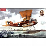Albatros W.4 early - Roden 1/72