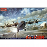 Antonov AN-12BK Cub Civil - Roden 1/72