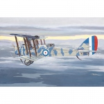 De Havilland D.H.4 w. RAF 3a Engine - Roden 1/48