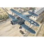 Beechcraft GB-2 Staggerwing (Traveller Mk.II) - Roden 1/48