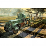 British Armoured Car (Pattern 1920 Mk.I) - Roden 1/35