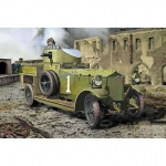 British Armoured Car (Pattern 1914) - Roden 1/35