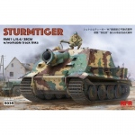 Sturmtiger RM61 L/5.4/38cm w. workable track links - Rye...