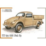 VW Typ 825 Pick Up - Special Armour 1/35