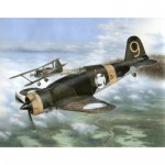 Fiat G.50-II Freccia Finnish Aces - Special Hobby 1/32
