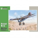Bristol M.1C Wartime Colours - Special Hobby 1/32