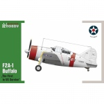 F2A-1 Buffalo The First in US Service - Special Hobby 1/32