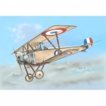 Nieuport 10 Single Seater Version - Special Hobby 1/48
