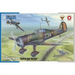 Fokker D.21 Dutch and Danish - Special Hobby 1/48