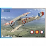 Nieuport 10 Two Seater - Special Hobby 1/48