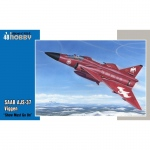 Saab AJ-37 Viggen Show must go on - Special Hobby 1/48