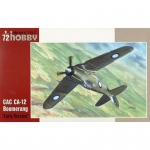 CAC CA-12 Boomerang Early Version - Special Hobby 1/72