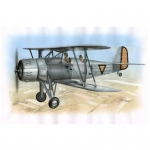 Koolhoven FK-51 Dutch Version - Special Hobby 1/72