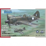Buffalo model 339-23In RAAF and USAAF colors - Special...