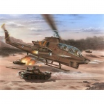 AH-1S Cobra IDF against Terrorists - Special Hobby 1/72