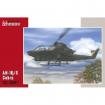AH-1Q/S Cobra US Army - Special Hobby 1/72