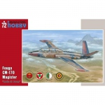 Fouga CM.170 Magister Exotic Air Forces - Special Hobby 1/72