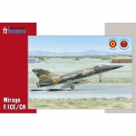 Mirage F.1 CE/CH - Special Hobby 1/72
