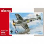 HA-1112 M-1L Buchon Movie Star - Special Hobby 1/72