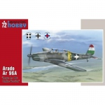 Arado Ar 96A Argus As 10C Engine Version - Special Hobby...
