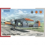 Dornier Do 27 'German, Spanish and Belgian Service' - Special Hobby 1/72