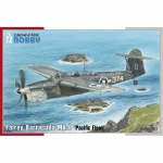 Fairey Barracuda Mk.II Pacific Fleet - Special Hobby 1/72
