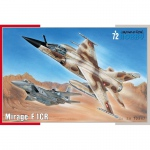 Mirage F.1 CR - Special Hobby 1/72