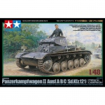 Panzer II Ausf. A/B/C (French Campaign) - Tamiya 1/48