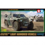 JGSDF Light Armored Vehicle - Tamiya 1/48