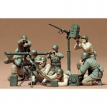 U.S. Gun & Mortar Team - Tamiya 1/35