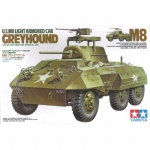 M8 Greyhound - Tamiya 1/35