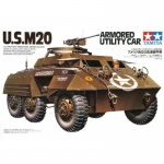 U.S. M20 Armored Utility Car - Tamiya 1/35