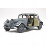 Citroen Traction 11CV Staff Car - Tamiya 1/35