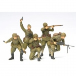 Russian Assault Infantry (1941-42) - Tamiya 1/35
