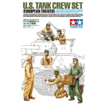 U.S. Tank Crew Set (European Theater) - Tamiya 1/35