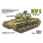 Russian KV-1 Model 1941 (early Production) - Tamiya 1/35