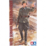 German Field Commander WWII - Tamiya 1/16