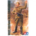 Russian Field Commander WWII - Tamiya 1/16